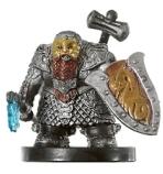 Tordek, Dwarf Champion Miniature