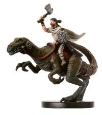 Clawfoot Rider Miniature