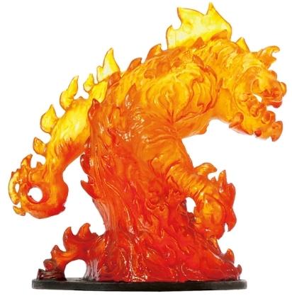 Huge Fire Elemental Miniature