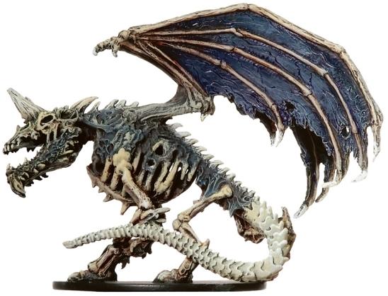 Dracolich Miniature
