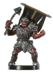 Hobgoblin Talon of Tiamat Miniature