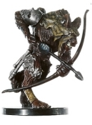 Demonic Gnoll Archer Miniature