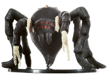 Huge Fiendish Spider Miniature