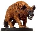 Hunting Hyena Miniature