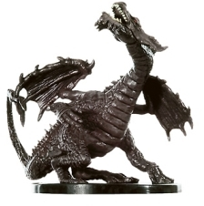 Large Fang Dragon Miniature