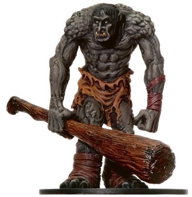 Mountain Troll Miniature