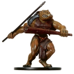 Ogre Skirmisher Miniature