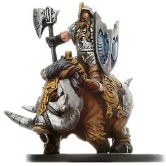 Thundertusk Cavalry Miniature