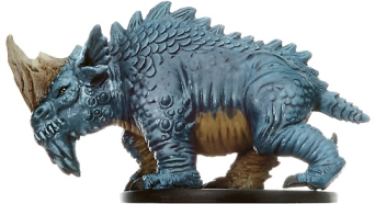 Bluespawn Stormlizard Miniature