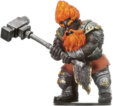 fire giant miniature - photo #2