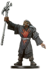 Red Hand War Sorcerer Miniature