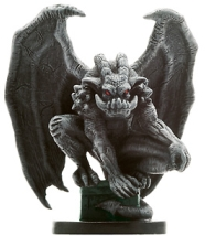 Earth Element Gargoyle Miniature