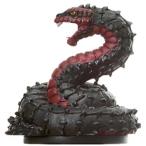 Fiendish Snake Miniature