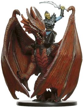 Githyanki Dragon Knight Miniature