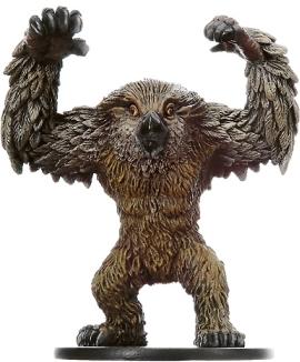 Owlbear Rager Miniature