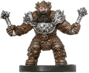 Dwarf Battlerager Miniature