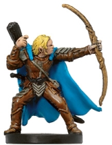 Lyrandar Skyfire Captain Miniature