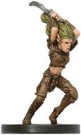 Wild Elf Warsinger Miniature