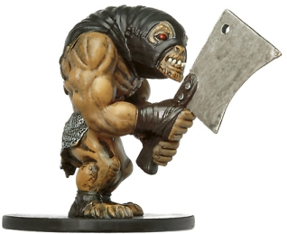 Ogre Executioner Miniature