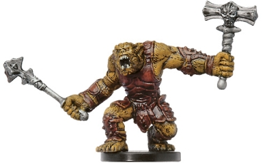 Bugbear Gang Leader Miniature