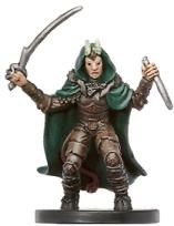 Tiefling Warlock Miniature
