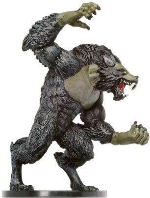 Werewolf Lord Miniature