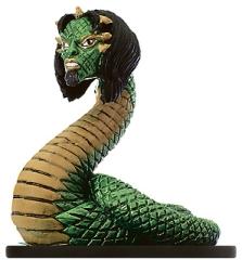 Guardian Naga Miniature