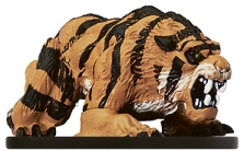 Dire Tiger Miniature
