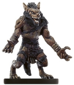 Gnoll Claw Fighter Miniature