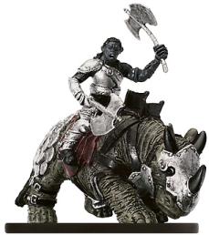 Orc Banebreak Rider Miniature