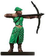 Militia Archer Miniature