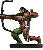 Cliffwalk Archer Miniature