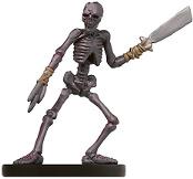 Boneshard Skeleton Miniature