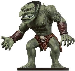 Feral Troll Miniature