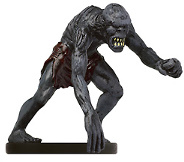 Ravenous Ghoul Miniature