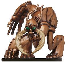 Umber Hulk Delver Miniature