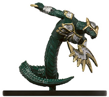 Yuan-Ti Champion of Zehir Miniature