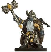 Dwarf Warlord Miniature