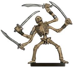 Skeletal Tomb Guardian Miniature