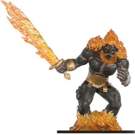 Fire Titan Miniature