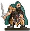 Dwarf Warsword Miniature