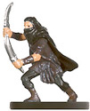 Half-Elf Assassin Miniature