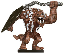 Gnoll Demon Adept Miniature