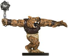 Bugbear Warrior Miniature