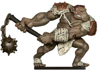 Brutal Ogre Warhulk Miniature