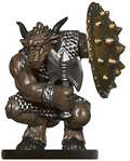 Minotaur Warrior Miniature