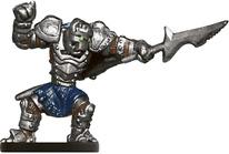 Warforged Battle Champion Miniature