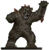 Dire Bear Mauler Miniature