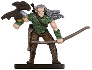 Male Elf Ranger Miniature