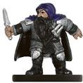 Male Dwarf Rogue Miniature